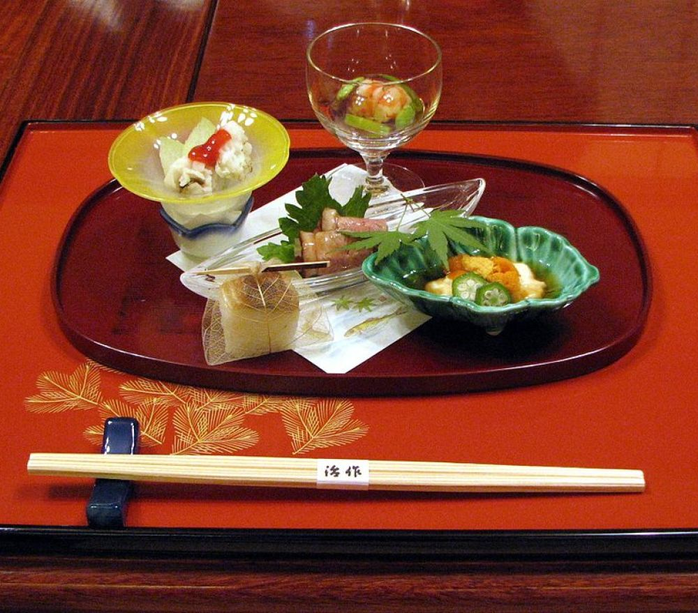 Image result for kaiseki