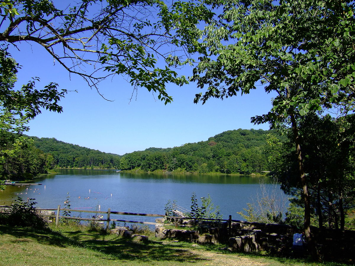 Lake Hope State Park  Wikipedia