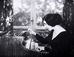 Wanda Landowska.