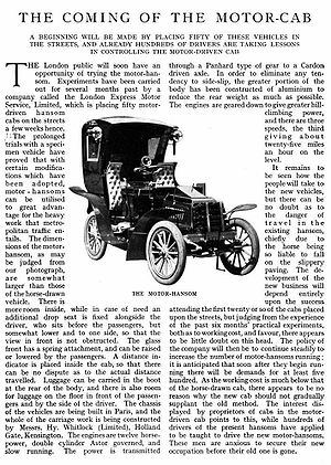 1903 World's Work Article