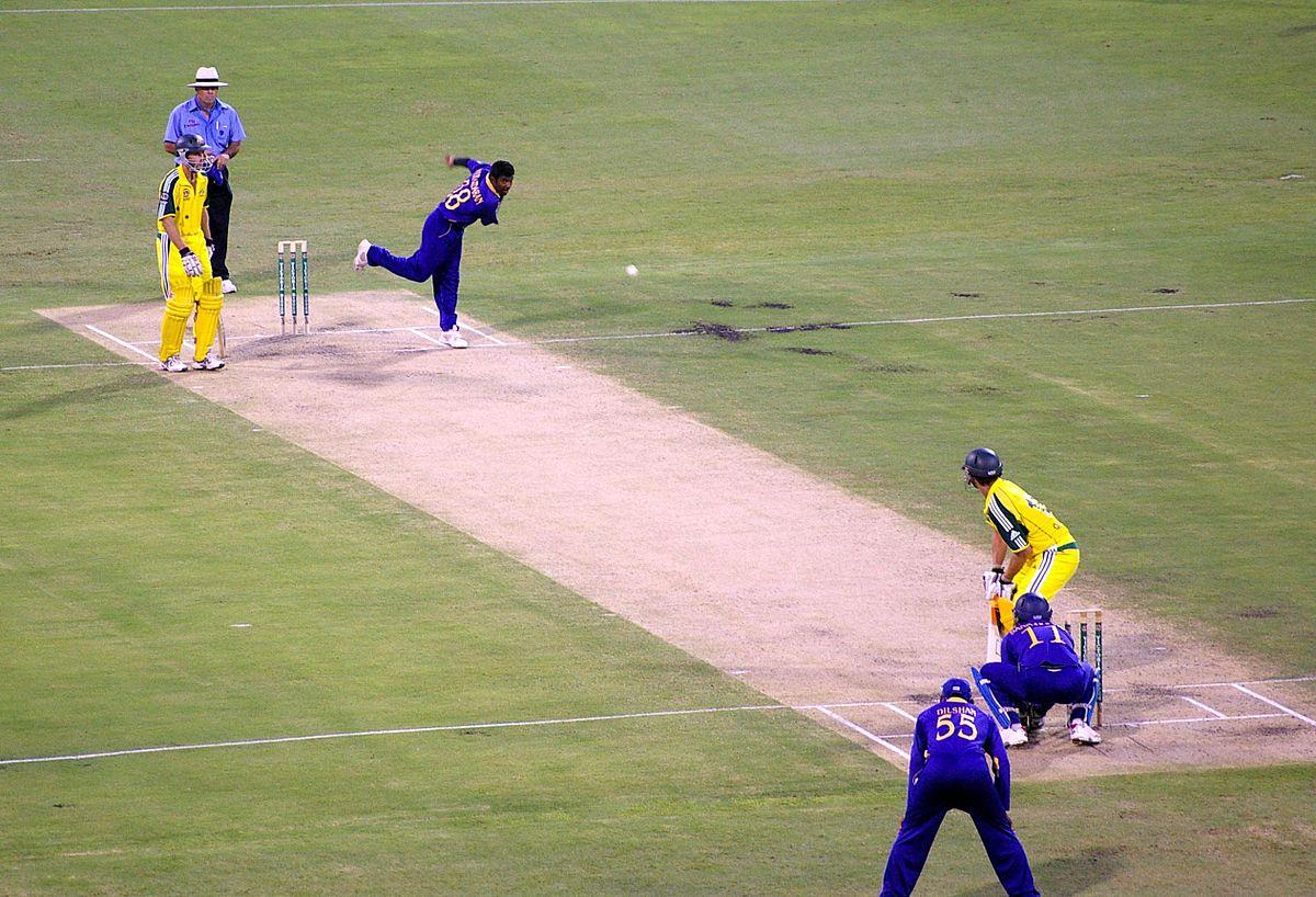 Bowling cricket  Wikipedia