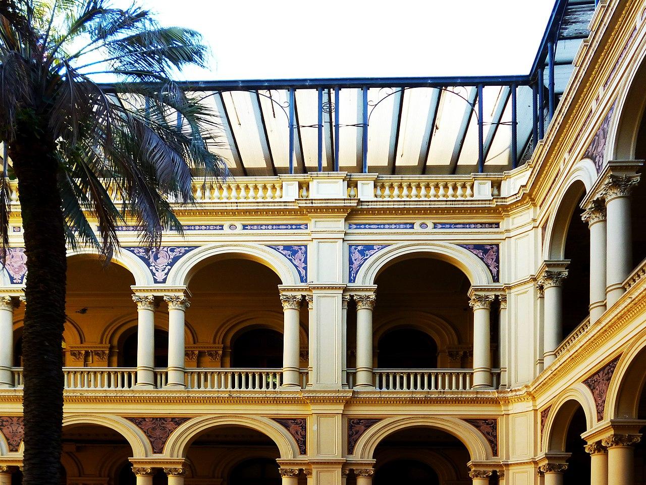 FilePatio de las Palmeras en la Casa Rosada 1416773220 Buenos Aires Argentinajpg