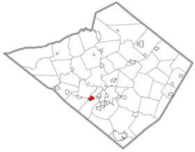 Sinking Spring (Pennsylvanie) — Wikipédia