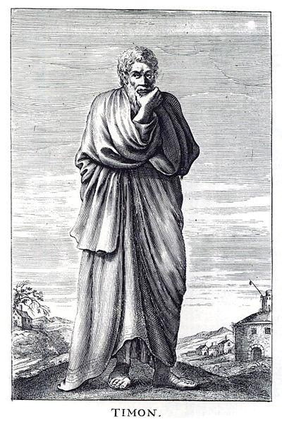 Archivo:Timon in Thomas Stanley History of Philosophy.jpg