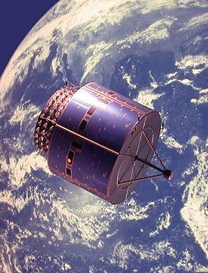 English: Weather satellite