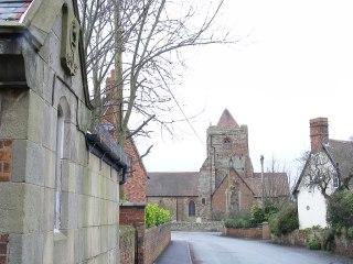 Wrockwardine, Shropshire