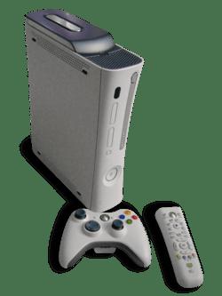 Microsoft XBOX 360 console gaming