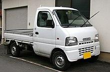 1999-2002 Suzuki Carry truck