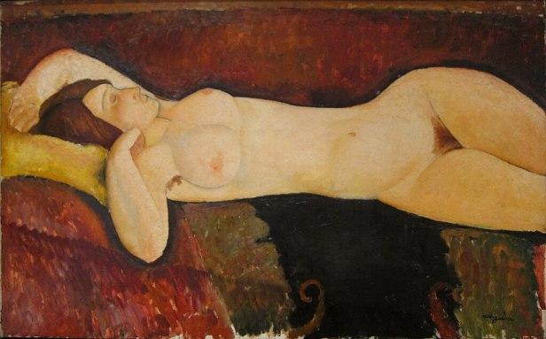 Amedeo Modigliani - Le Grand Nu