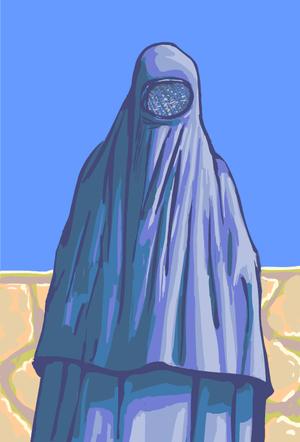 Burqa ill artlibre jnl