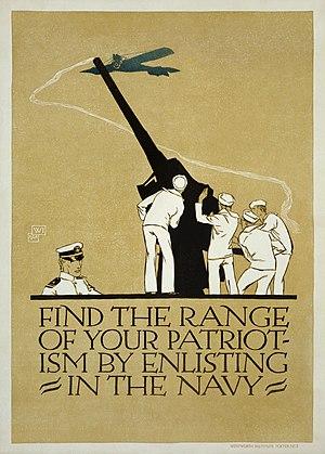 """Find the range of your patriotism by enl..."
