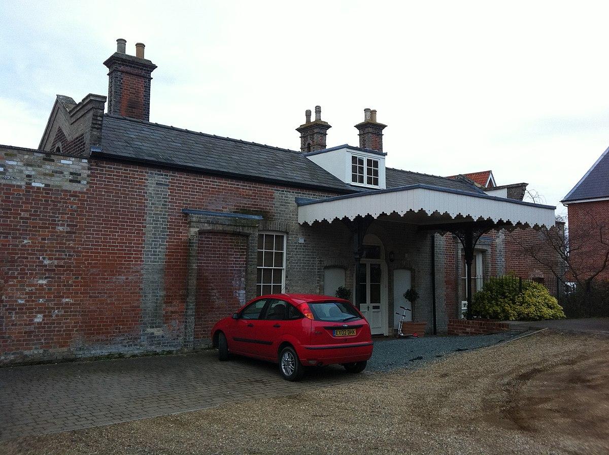 Hadleigh Railway Station Wikipedia