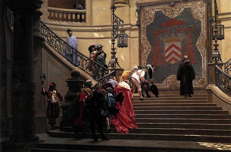 Geróme, Eminence Gris