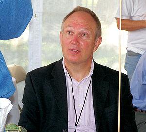 Ian Buruma at the Texas Book Festival, 11th St...