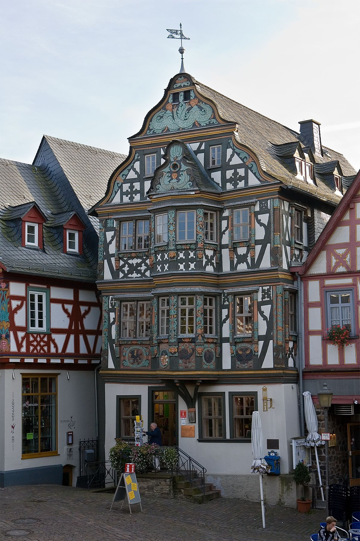 Killingerhaus  Wikipedia