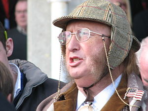 John McCririck headshot
