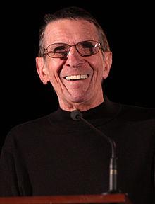Leonard Nimoy, Spock of 'Star Trek,' Dies at 83 3