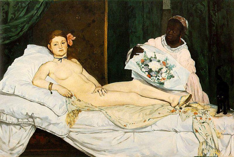 File:Manet, Edouard - Olympia, 1863.jpg