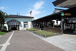 Akita Nairiku Railway Kakunodate Station