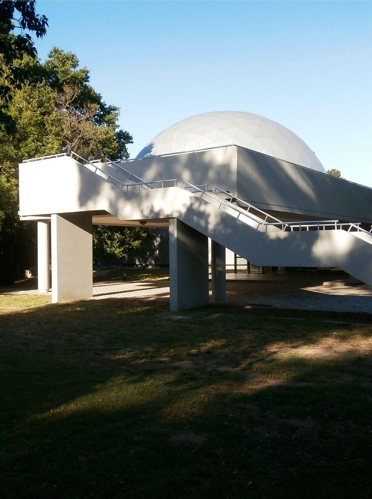 Planetario de La Plata  Wikipedia la enciclopedia libre