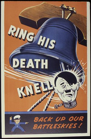 Ring His Death Knell - NARA - 534312