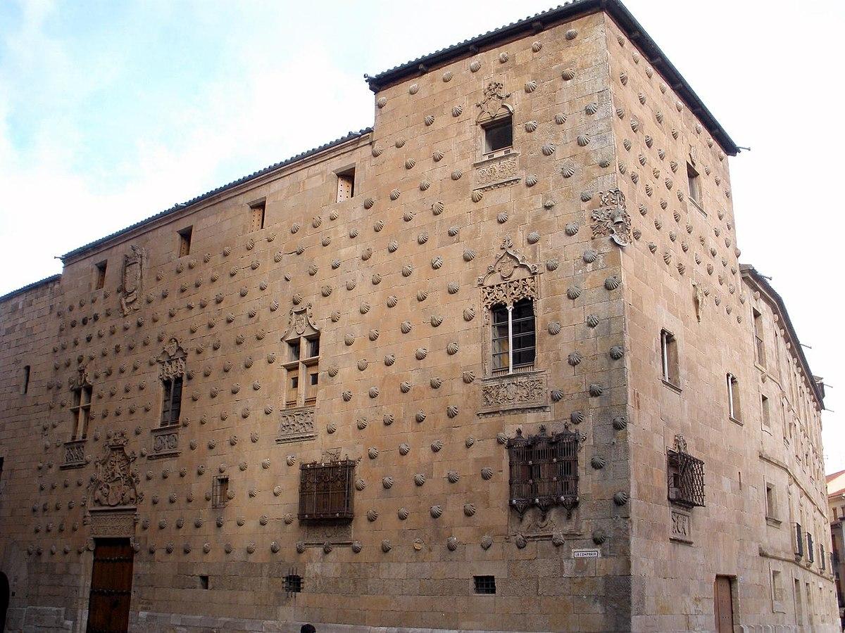 Casa de las Conchas  Wikipedia