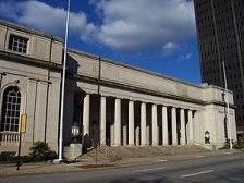 The Supreme Court of South Carolina's building
