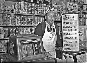 Home Market: 1941 in Worthington, Ohio One of ...