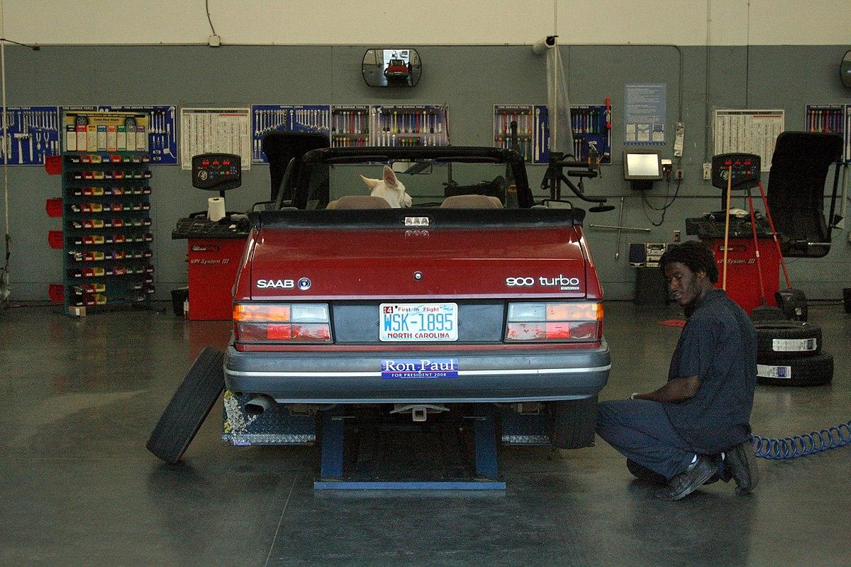 Automobile Repair Shop Wikipedia