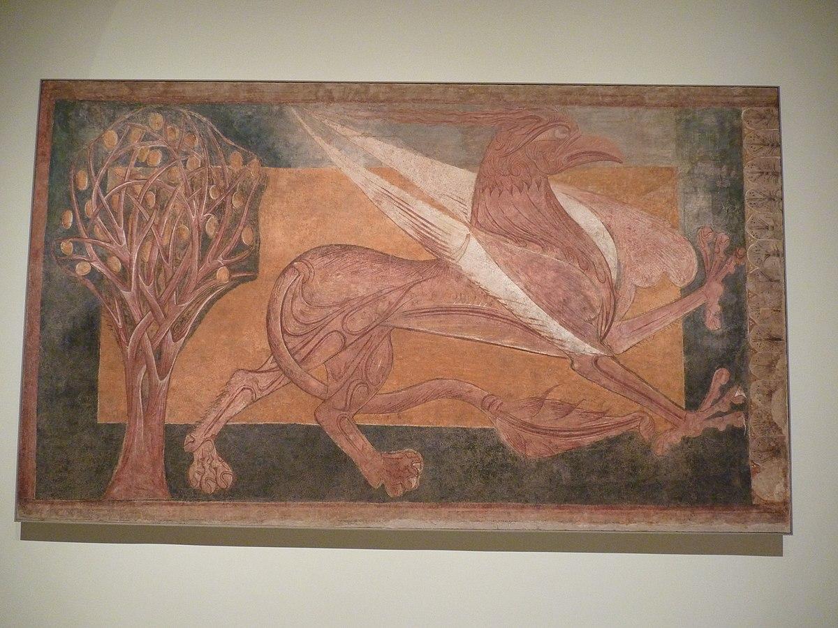 Pinturas de San Pedro de Arlanza  Wikipedia la