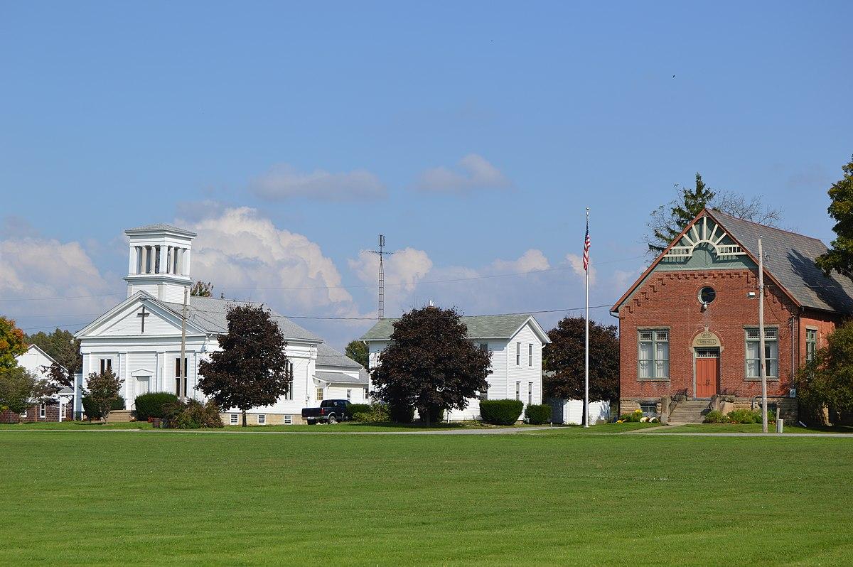 Greene Township Trumbull County Ohio