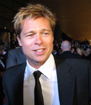 Brad Pitt in 2007.