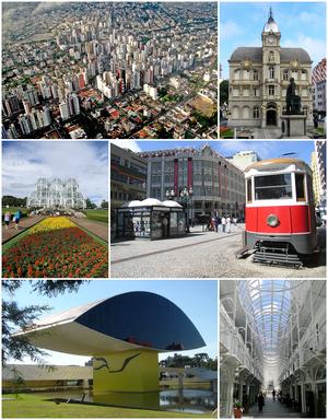 Curitiba  Wikipdia a enciclopdia livre