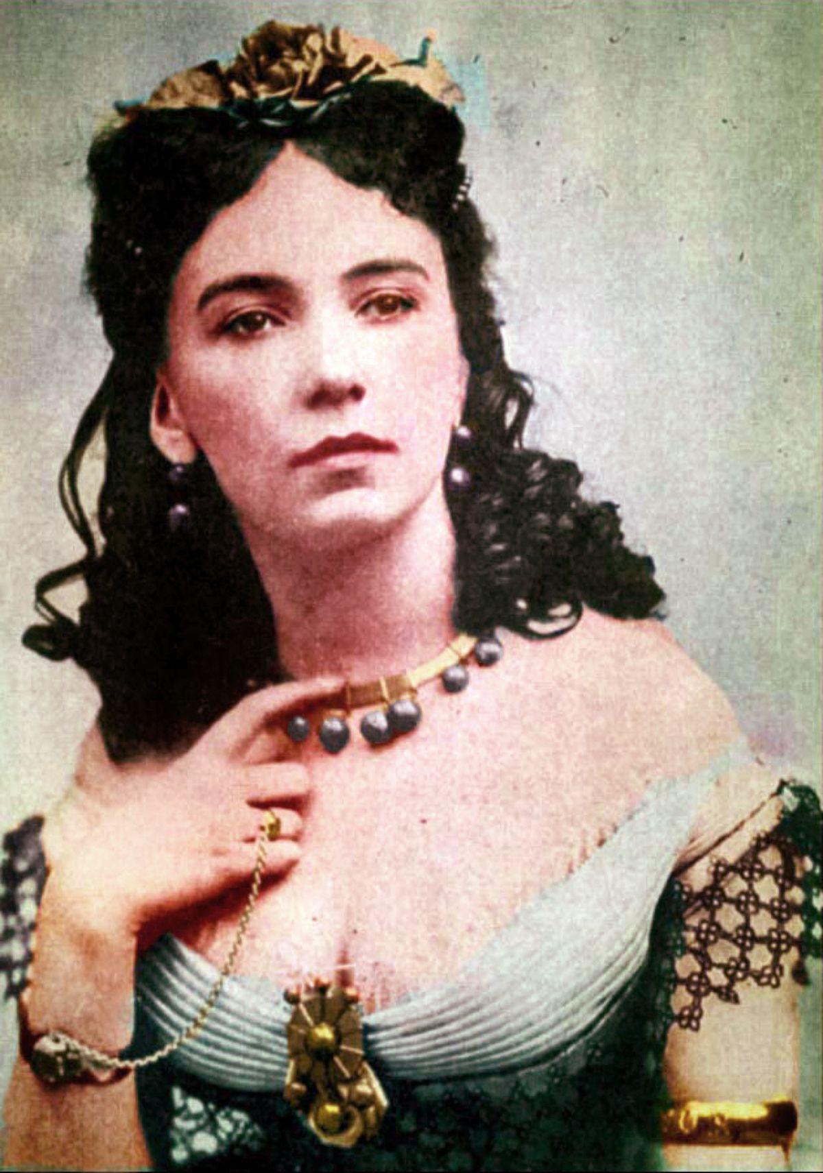 Cora Pearl  Wikipedia