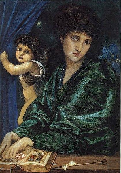 File:Edward Burne-Jones Maria Zambaco 1870.jpg