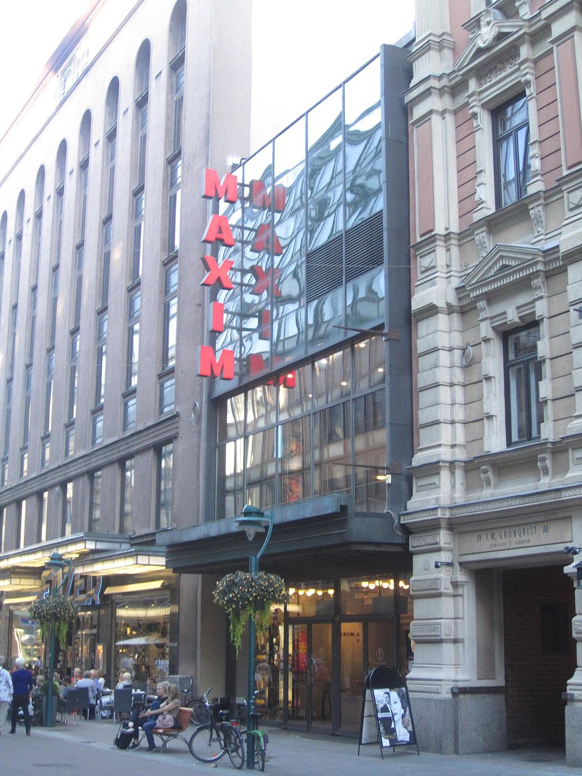 Maxim Helsinki  Wikipedia