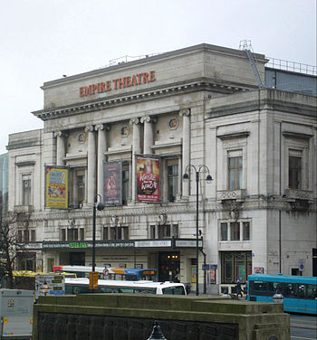 Empire Theatre, Liverpool