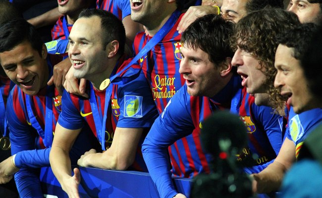File Fc Barcelona Team 2 2011 Jpg Wikipedia