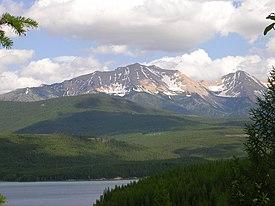 Flathead Range  Wikipedia