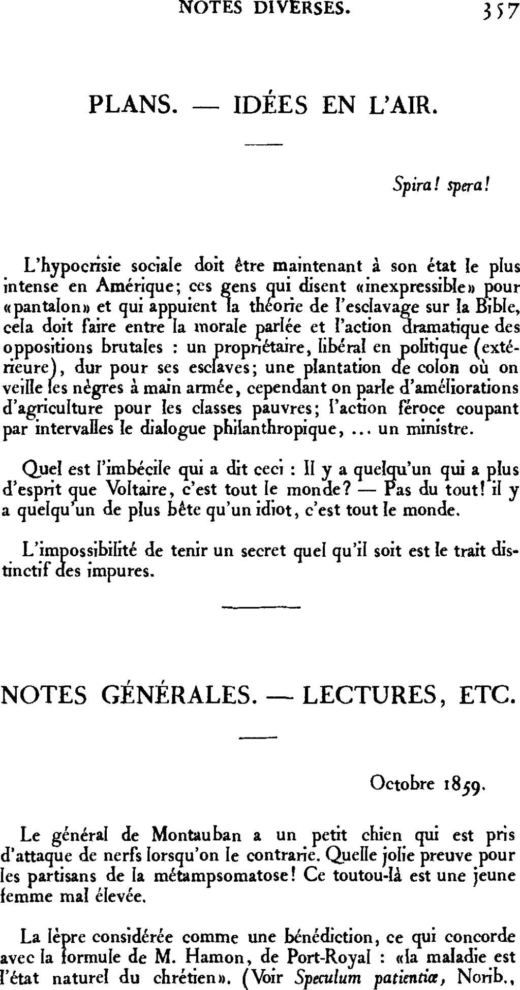 Quel Qu'il Soit Ou Quelqu'il Soit : qu'il, quelqu'il, Page:Flaubert, Notes, Voyages,, II.djvu/357, Wikisource