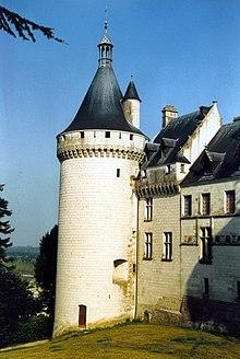 Chateau En Espagne 4 Lettres : chateau, espagne, lettres, Château, Chaumont-sur-Loire, Wikipédia