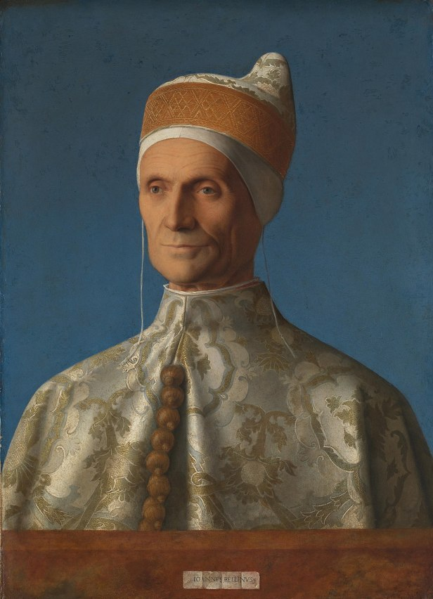 Giovanni Bellini, portrait of Doge Leonardo Loredan