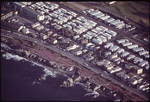Housing Development On California Coast - NARA...