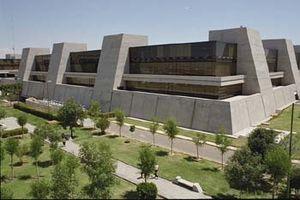 INEGI's headquarters.