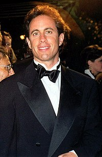Photo from 1997 Emmy Awards.