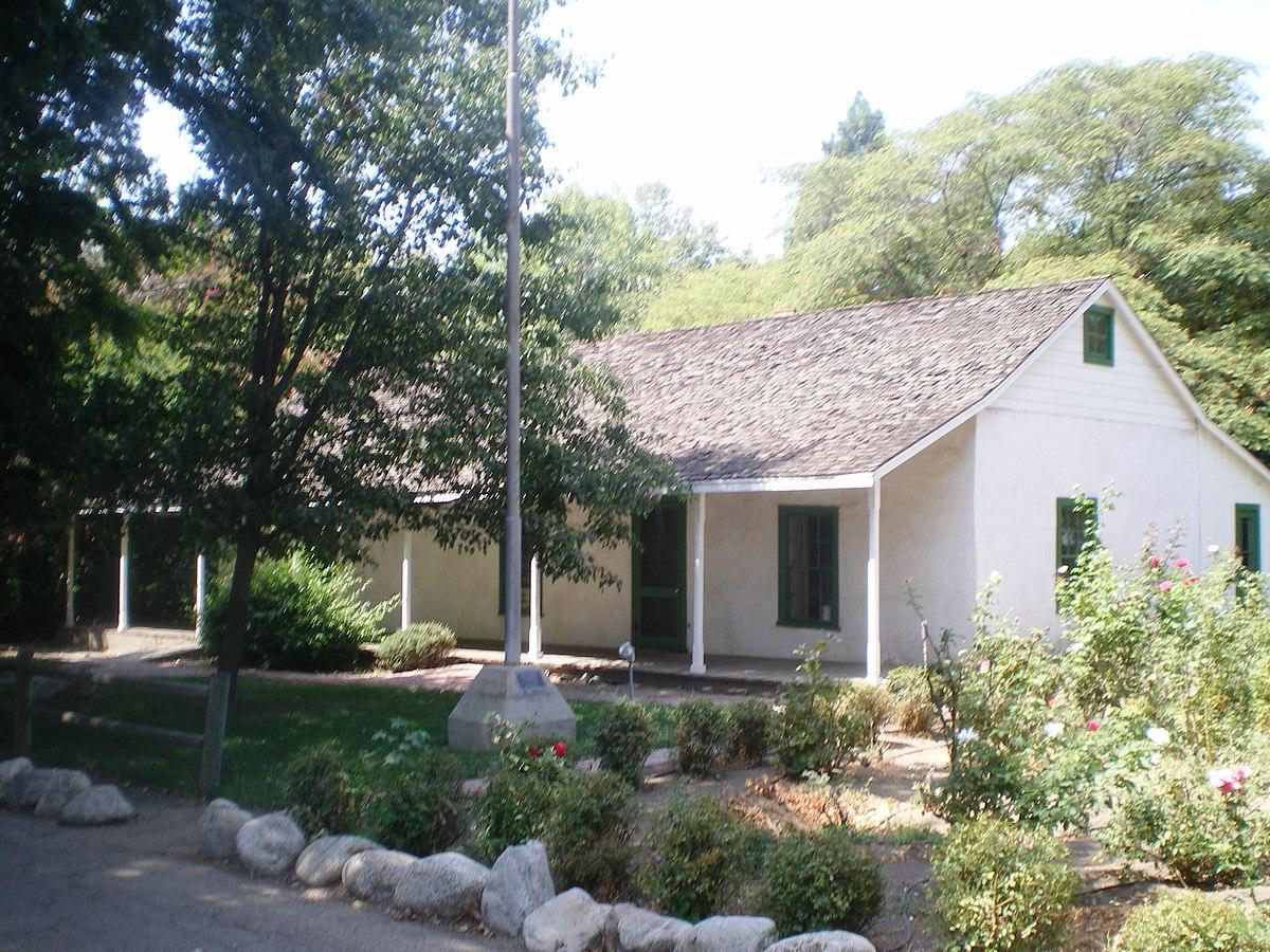 La Casa Primera de Rancho San Jose  Wikipedia