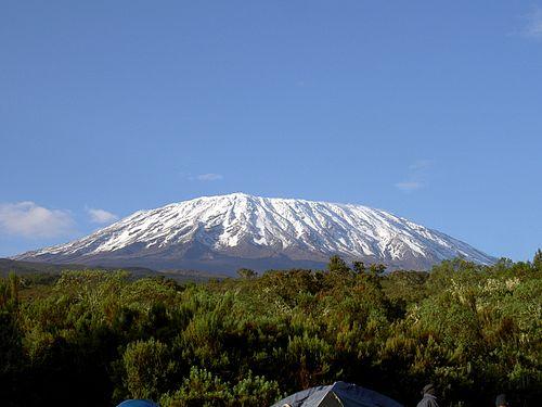 Kilimanjaro, Uhuru Peak, Tanzania