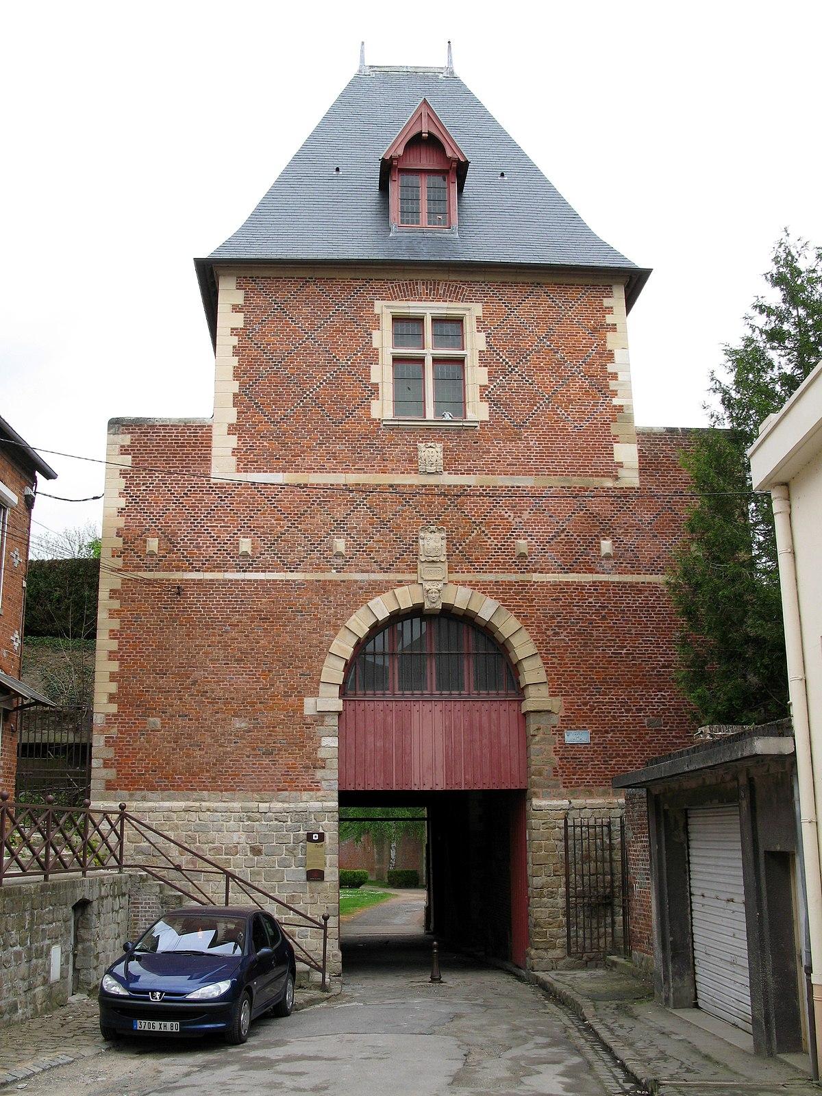 Porte Francaise De Jardin