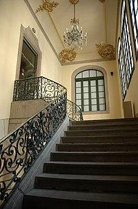 Palacio de la Virreina  Wikipedia la enciclopedia libre