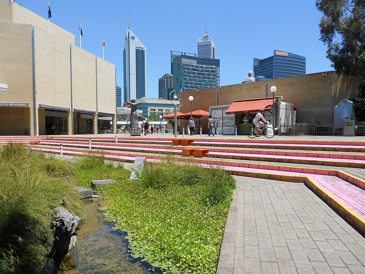 Perth Cultural Centre  Wikipedia